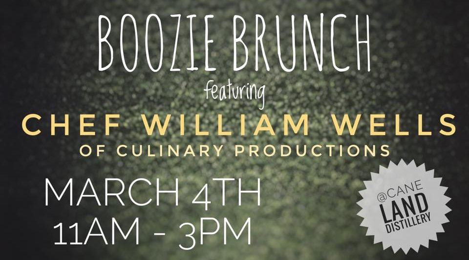 boozie brunch at caneland distillery