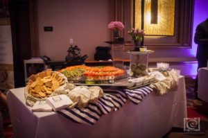 catering for charity events by culinary productions