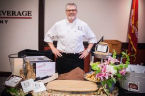 chef william wells at crawfete
