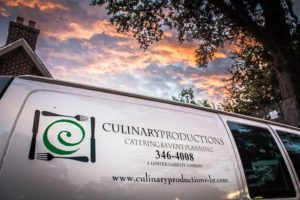 Culinary Productions caters for LSU Tigers Away Games