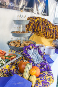 LSU SEC Tailgate Catering in Baton Rouge