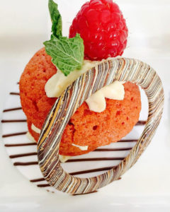 Catering Desserts - Red Velvet Cupcake