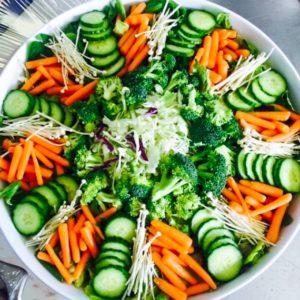 Gourmet Divine Salad Boxes