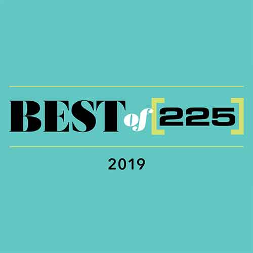 2019 Best of 225 Awards - Nominated for Best Catere