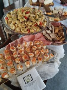 Wedding Catering by Culinary Productions at Beauvoir Park