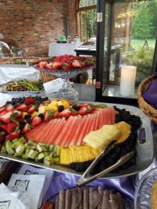 Catering Display Sliced Fruit
