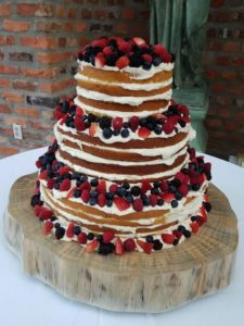 Wedding Cake by Nanette Mayhall