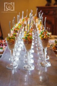 Beautiful Elegant Wedding Catering