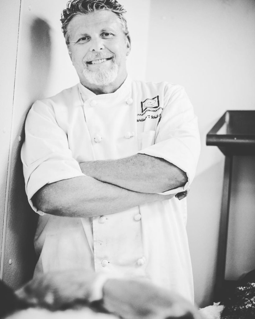 Chef William Wells C.E.C.