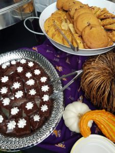 Desserts at LSU Tailgate Auburn