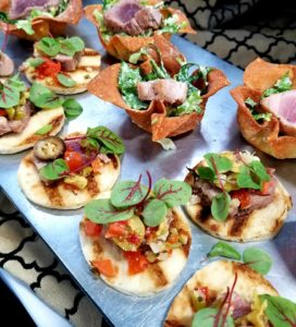 Fundraiser Catering - Appetizers
