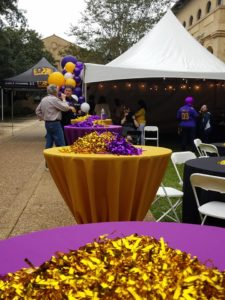 LSU Tailgate Catering for WAFB