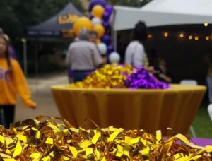 Professional LSU Tailgate Catering