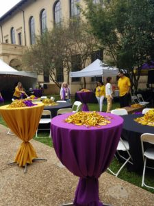 Tailgate Event Planning