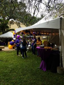 WAFB Tailgate by Culinary Productions LSU Auburn