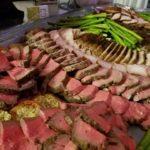 Culinary Displays at Wedding Reception