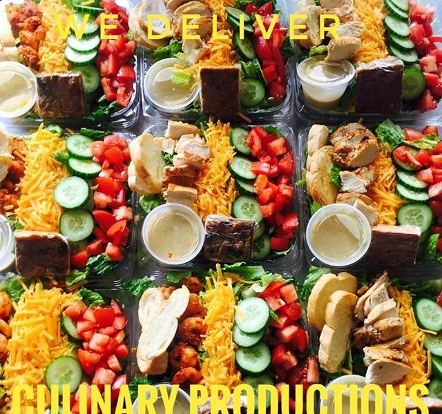 We deliver! Food Delivery Options in Baton Rouge