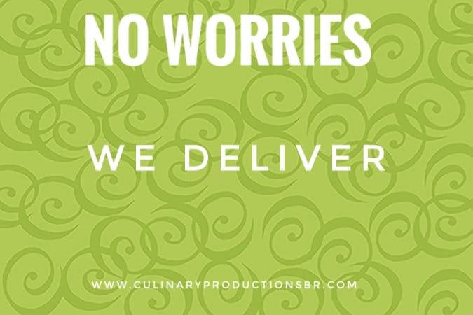 No Worries, We Deliver