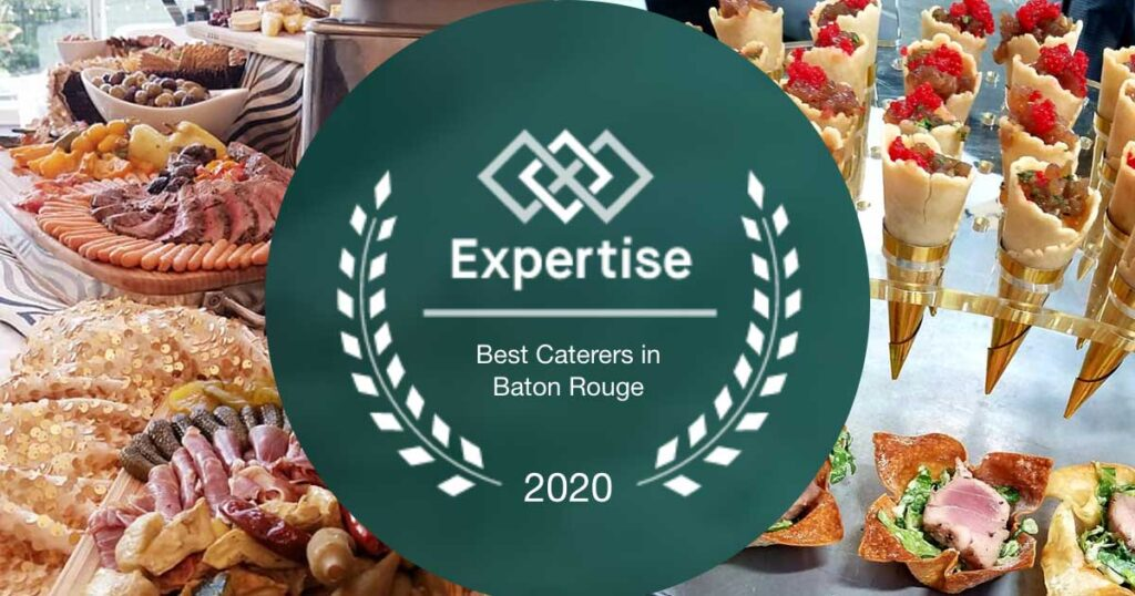 Culinary Productions Named to the Best Caterer in Baton Rouge 2020 List