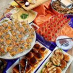 Catering Small Gathering Display Graduation Party