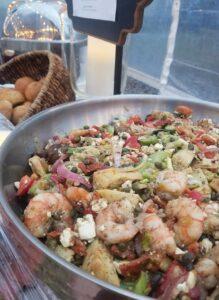 Shrimp Wedding Catering in Clinton LA