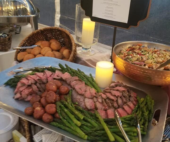 Wedding Catering New Year Eve 2020
